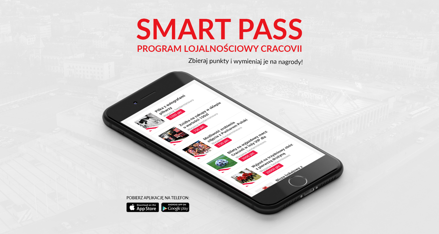 SMART PASS - Pasiasty program lojalnościowy